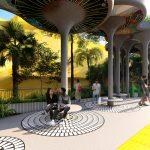 Wynwood-Midtown-Edgewater Commuter Rail Station – Conceptual 4